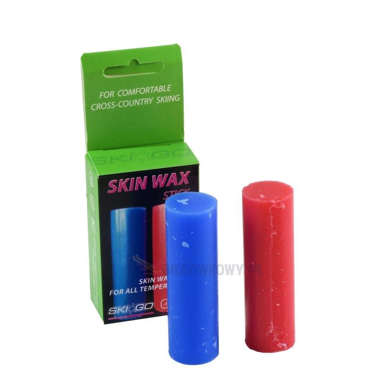Skin Wax Stick Eco SKIGO - zestaw
