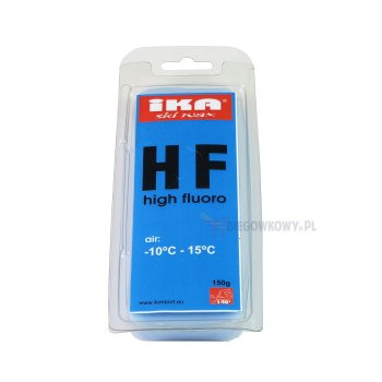 Parafina IKA HF -10/-5 niebieski 150g