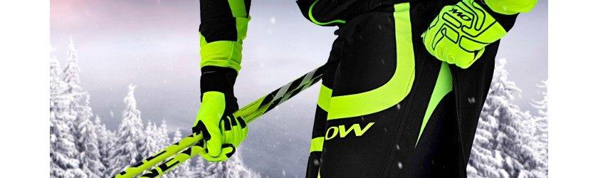 Spodnie na narty biegowe (biegówki)